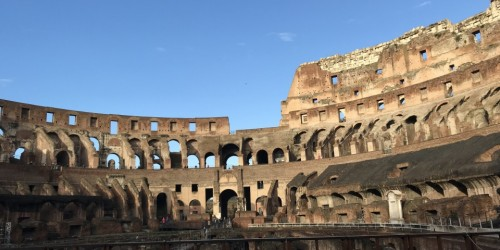 Colosseum tour with arena floor, Forum and Palatine Hill